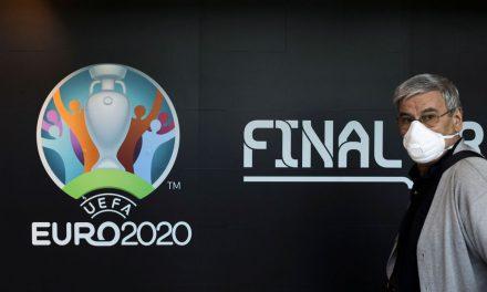Uefa adia realização da Eurocopa para 2021 por conta do Covid-19