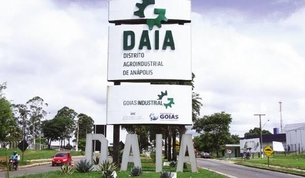 Burocracia está resolvida e Daia logo receberá novas empresas, garante Amilton Filho