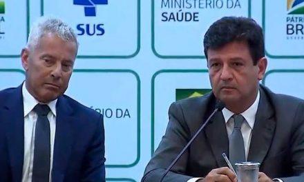 Brasil confirma o oitavo caso de coronavírus
