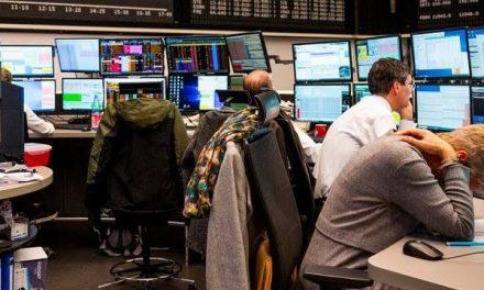 Bolsas europeias tem maior queda em 8 meses