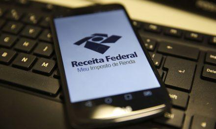 Receita paga hoje restituições residuais do IRPF do período 2008/2019