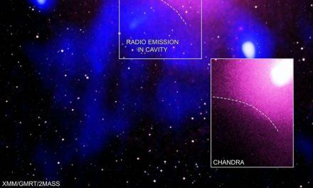 """Nasa anuncia """"a maior explosão já vista no Universo"""""""