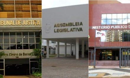Judiciário e Legislativo fazem contingenciamento para contribuir com cofres estaduais