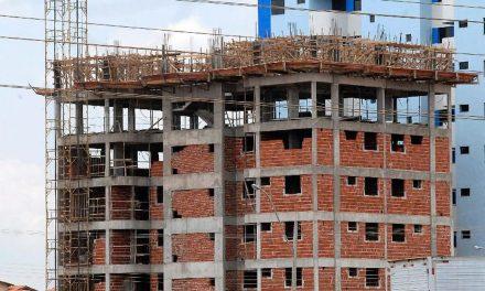 Inflação da construção cai para 0,18% em abril