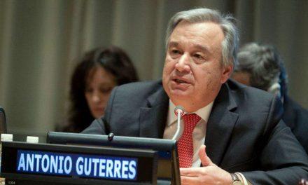 Chefe da ONU alerta para medidas repressivas em meio à pandemia
