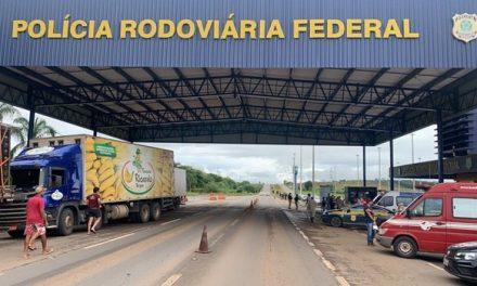 Goiás tem nove pontos de vacinação para caminhoneiros em rodovias federais