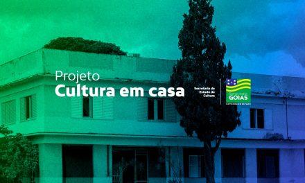 Música, literatura, cinema e produção cultural são destaques da Cultura em Casa