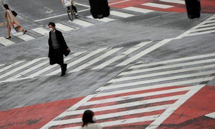 Japoneses fazem recomendações para diminuir contatos interpessoais