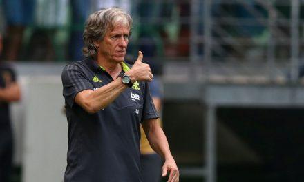 Jorge Jesus deve voltar a treinar Flamengo em maio