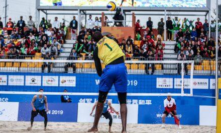 Mundial de Vôlei de Praia é adiado para 2022