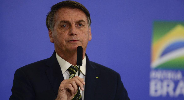 Covid-19: Bolsonaro testa positivo pela 3.ª vez