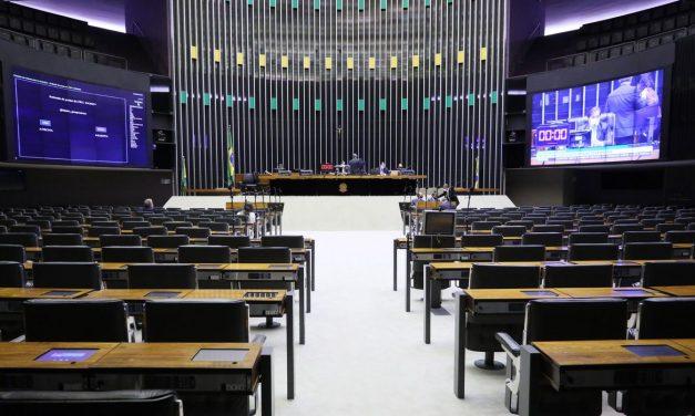 Câmara aprova texto-base da MP que altera regras trabalhistas