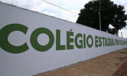 Goiás repassa R$ 15,7 milhões para manutenção de escolas da rede estadual de ensino
