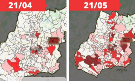 Após flexibilização da quarentena em Goiás, coronavírus avança mais rapidamente no interior