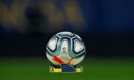 Covid-19: cinco jogadores de futebol testam positivo na Espanha