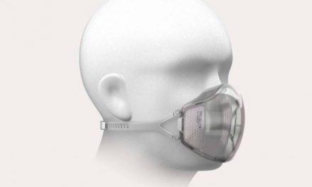 Xiaomi desenvolve máscara inteligente que se limpa sozinha