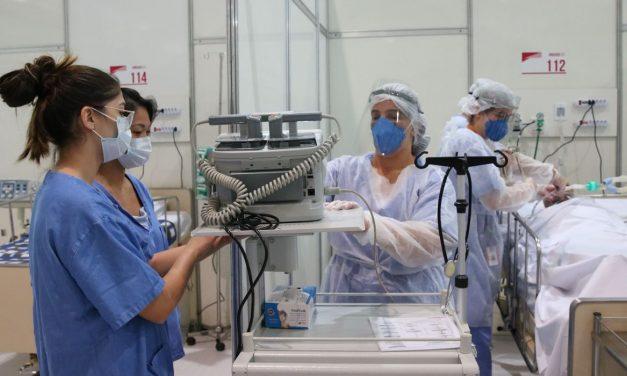 Plataforma oferece hospedagem gratuita a profissionais de saúde