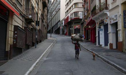Governo libera R$ 1 bi para acolhimento de moradores de rua