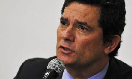 Sergio Moro será ouvido pela Polícia Federal neste sábado
