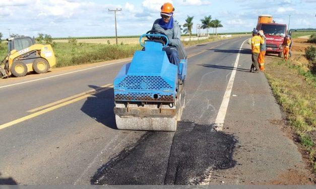 Governo de Goiás retoma restauração da GO-060 e anuncia obras em várias regiões do Estado