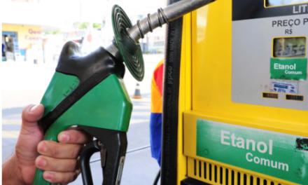 Lei aprovada pela Assembleia incentiva consumo de etanol