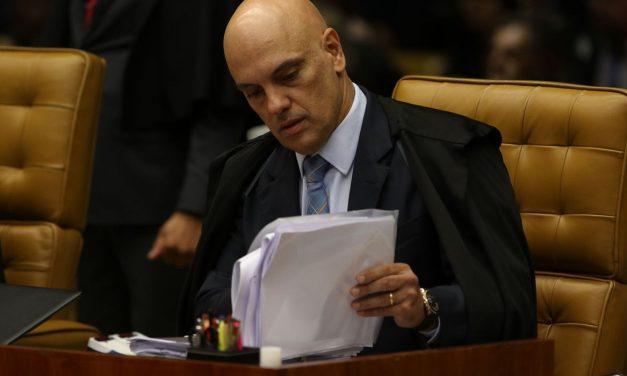 Alexandre de Moraes prorroga prisão da ativista Sara Winter