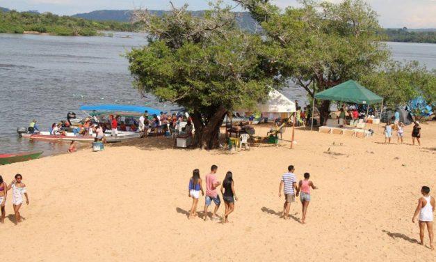 Governo cancela temporada do Araguaia 2020
