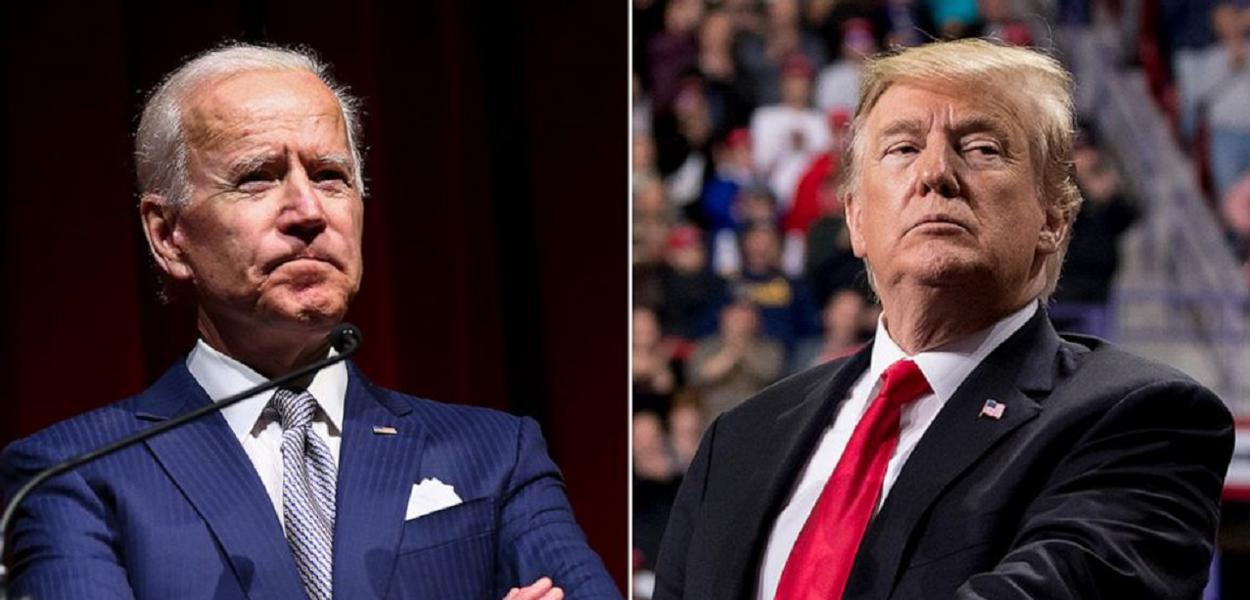 Hackers atacam campanhas de Trump e Biden, diz Google