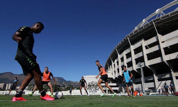 Jogadores testam positivo para covid-19 no Botafogo e no Corinthians