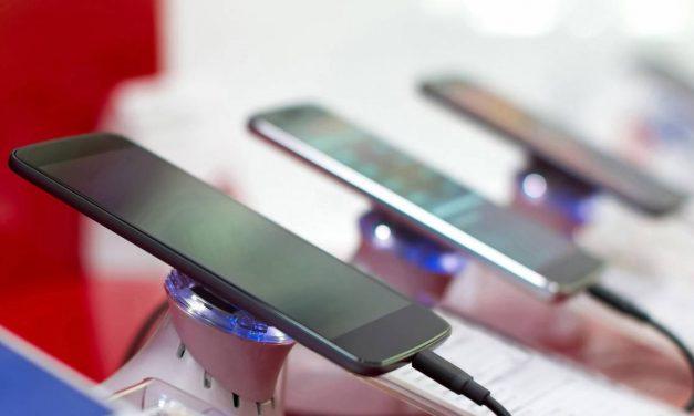 Os 10 celulares mais buscados no Brasil em maio