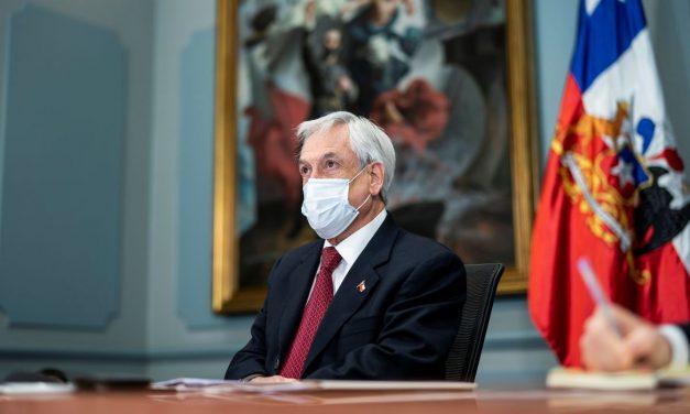 Chile endurece sanções contra quem descumprir quarentena