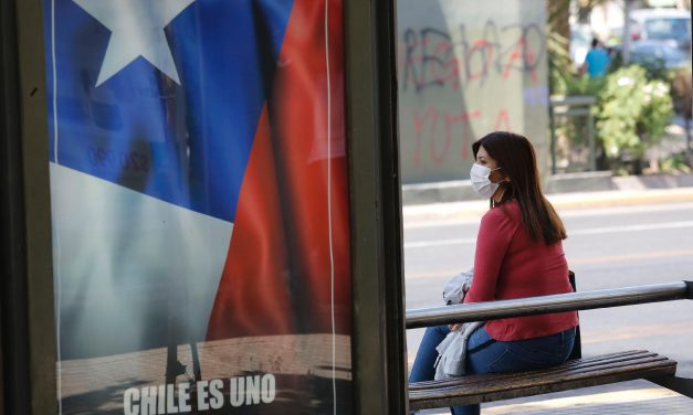 Chile bate recorde diário com 6.754 novos casos de covid-19