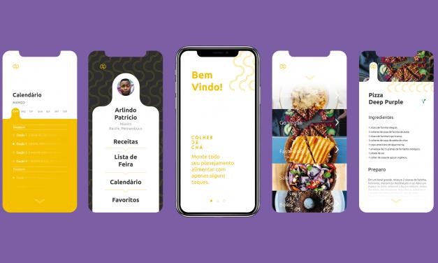 Irmãs criam aplicativo de receitas e gestão de compras