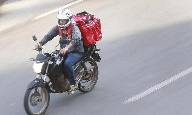 Empresas de entrega devem fornecer kits para proteção de trabalhadores
