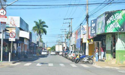 Prefeitura de Aparecida fiscaliza escalonamento do comércio no município