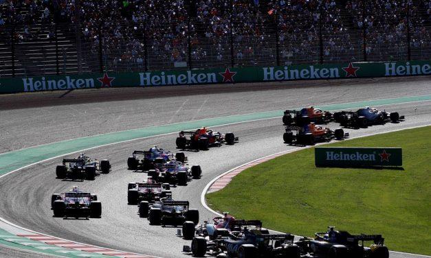 Fórmula 1 cancela GPs do Azerbaijão, Singapura e Japão