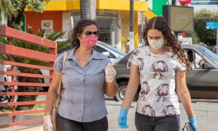 A partir de 2ª: Prefeitura de Goiânia vai multar quem transitar sem máscara