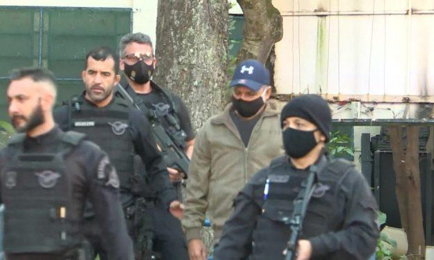 Fabrício Queiroz é preso em Atibaia, interior de São Paulo