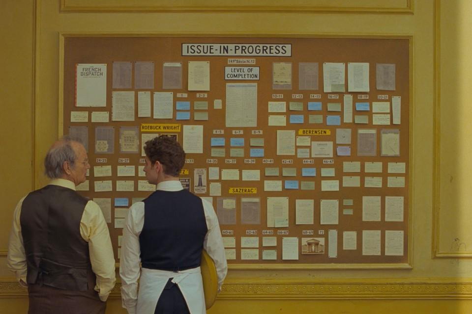 'A Crônica Francesa': Filme de Wes Anderson ganha novo trailer