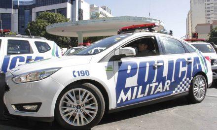 PM prende suspeito de enterrar drogas para despistar polícia