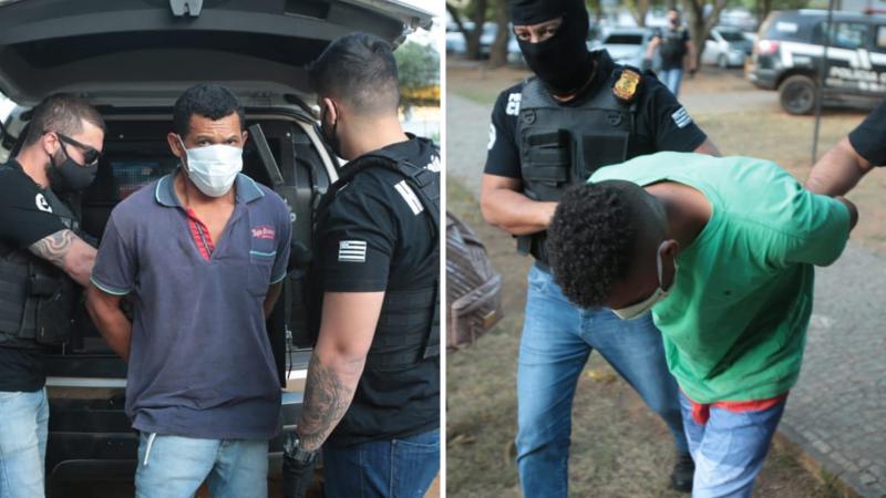 Padastro e irmão adotivo são presos por morte do menino Danilo