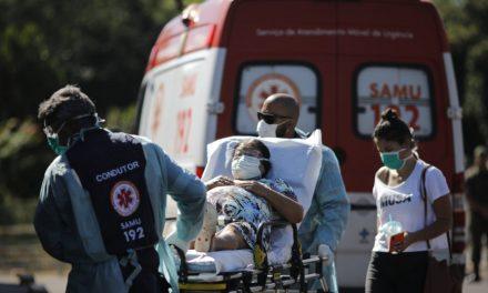 Covid-19: Goiás tem 218 mil casos e 4,8 mil mortes