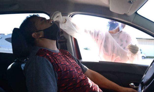 Covid-19: Prefeitura de Aparecida faz testagem em massa