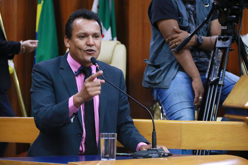 Covid-19: Vereador Felisberto Tavares deixa UTI
