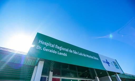 Governo inaugura 6º HCamp em Goiás