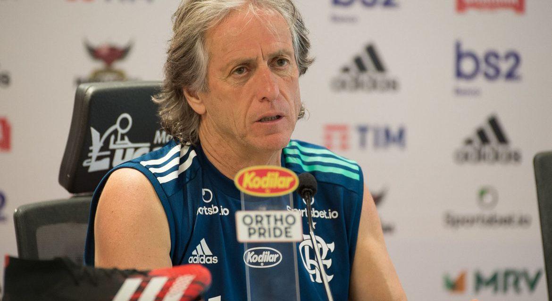 Há um ano Jesus estreava no Maracanã pelo Flamengo