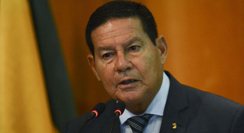 Senado aprova convite a Mourão para debater Conselho da Amazônia