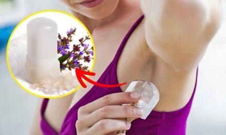 Pedra de alúmen: o desodorante de cristal natural que fará maravilhas nas suas axilas