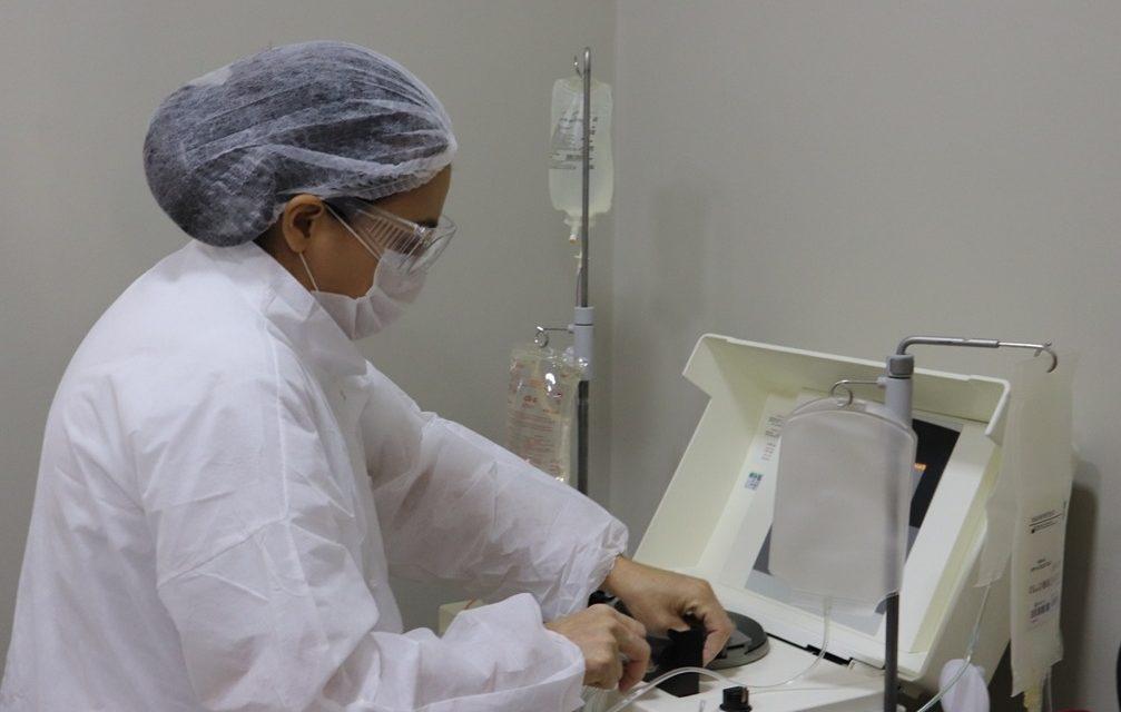 Hemocentro pede doação de plasma a quem está curado da Covid-19