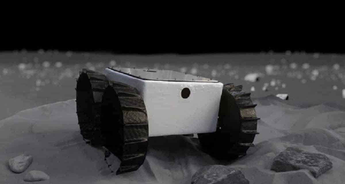 Rover do tamanho de uma caixa de sapato explorará a superfície lunar